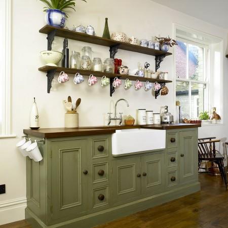 Free-Standing Kitchen - Levick Jorgensen Kitchens