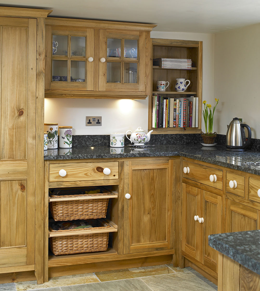 Reclaimed Country Kitchen Levick Jorgensen Kitchens